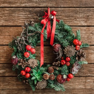 Xmas wreath