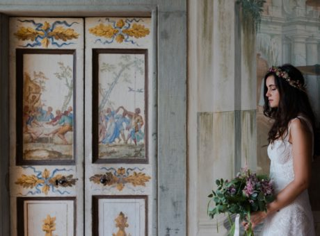 Villa Medicea di Lilliano Tuscany Wedding