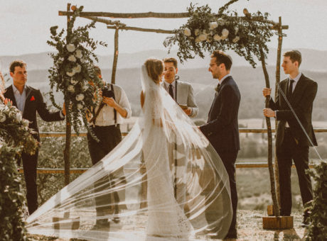 Conti di San Bonifacio Tuscany Wedding