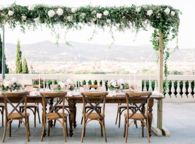 Villa La Vedetta Florence Wedding