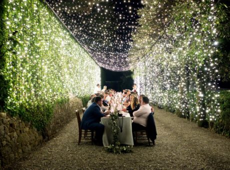 Villa Il Poggiale Chianti Wedding