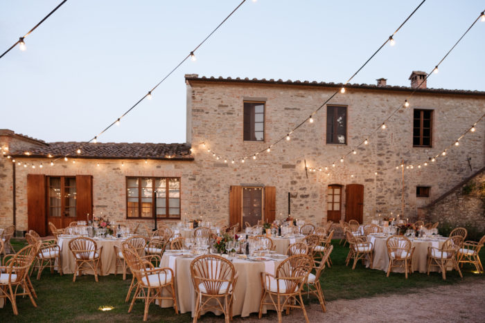 Borgo Pietrafitta Chianti Wedding