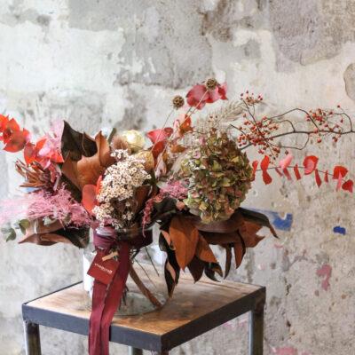 Autumn Sun – Dried flowers bouquet