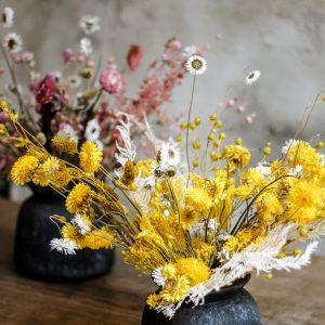 Summer breeze - Dried flowers arrangement